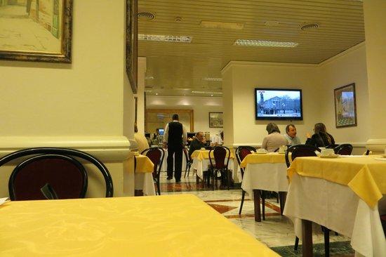 Hotel Roma: Restaurante