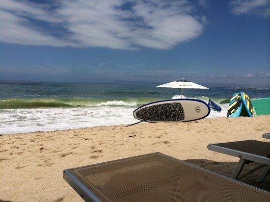 Playa de los Muertos : Relax