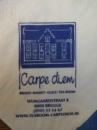 Tearoom Carpe Diem: info