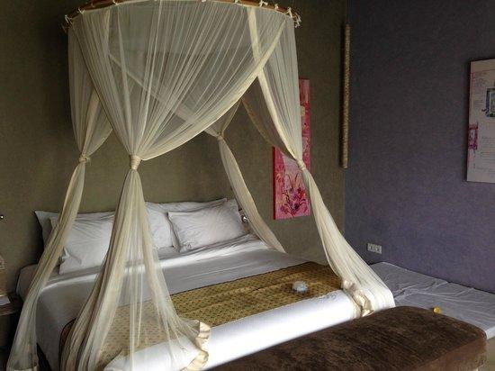 Blue Karma Hotel : Suite room