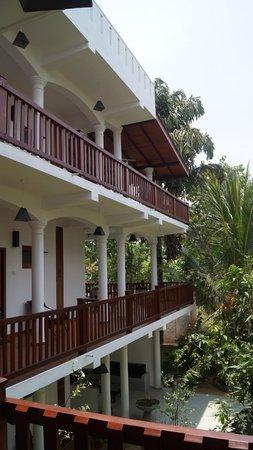 Unawatuna Nor Lanka Hotel: отель