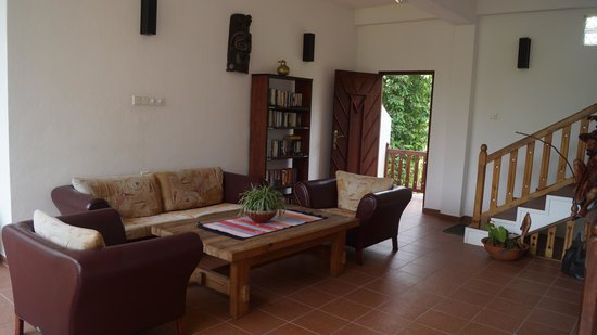 Unawatuna Nor Lanka Hotel : зона отдыха