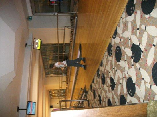 Concorde De Luxe Resort: bowling