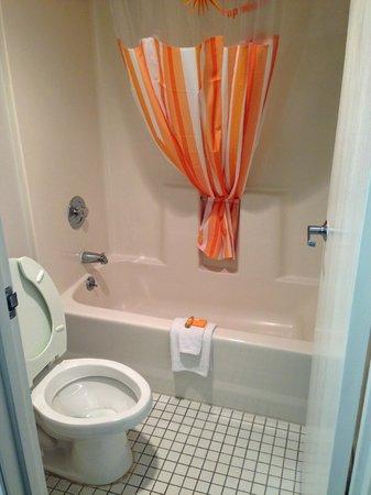 La Quinta Inn Tampa Near Busch Gardens: bath