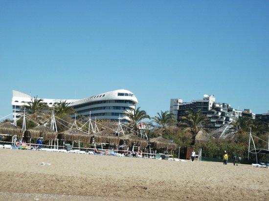 Concorde De Luxe Resort: hotel