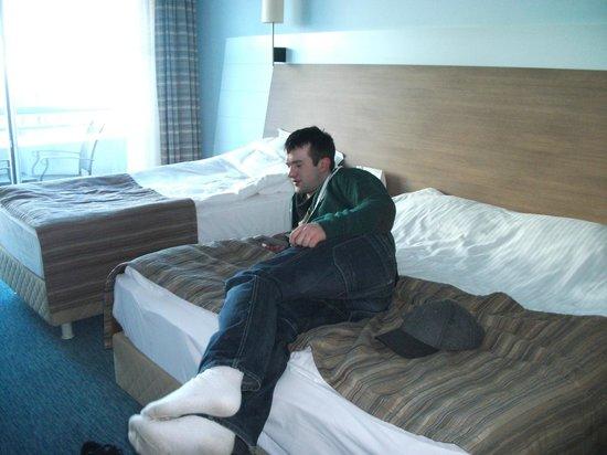 Concorde De Luxe Resort: room