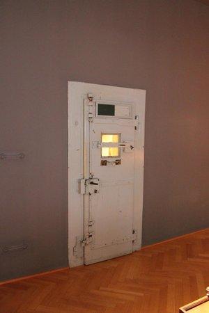 Museum für Musik (HMB): Вход в камеру