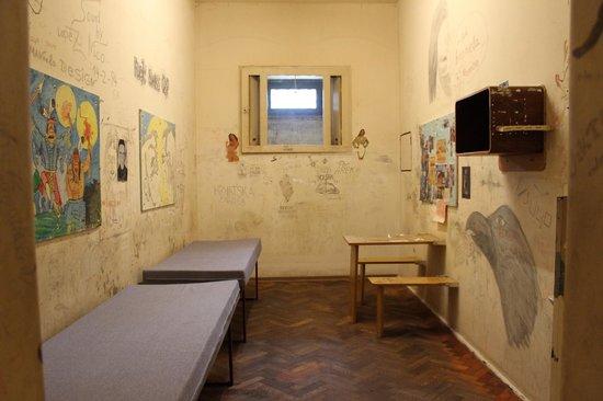 Museum für Musik (HMB): Бывшая тюремная камера