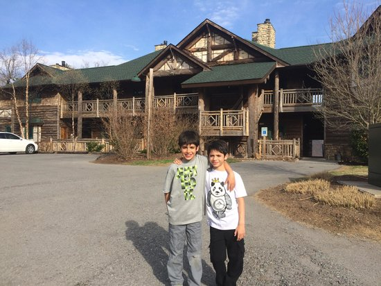 The Lodge at Buckberry Creek: Lodge