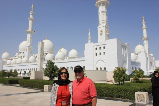 Holiday Inn Abu Dhabi: Grand Mosque