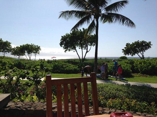 Duke's Beach House : Gorgeous view