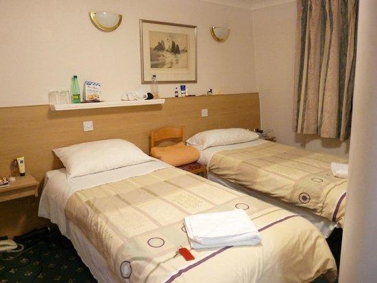 St. David's Hotels : chambre 407