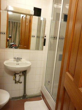 St. David's Hotels: salle de bain