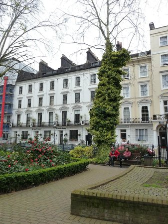St. David's Hotels: hotel vu de norfolk square