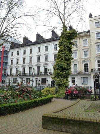 St. David's Hotels : hotel vu de norfolk square