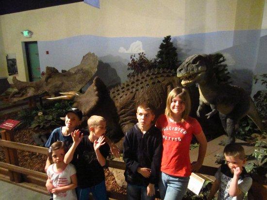 Museum of Western Colorado: Dinosaur Journey Museum: More dinosaurs