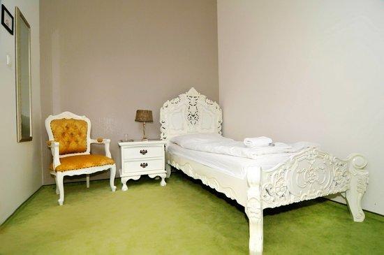 Old City Hotel: Einbettzimmer