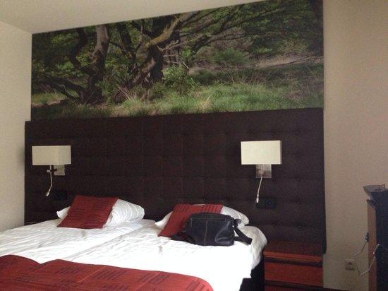 Boshotel Vlodrop: Bedroom 128