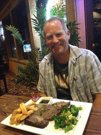 Yosemite Gateway Restaurant: Steak
