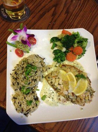 Oakhurst Grill: Fish