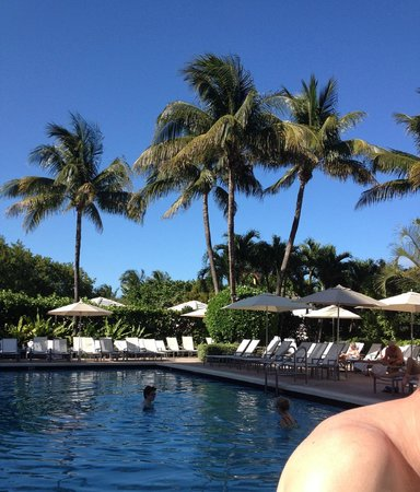 The Ritz-Carlton Key Biscayne, Miami: Adult Pool at The Ritz