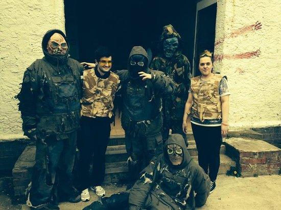 Crazy Combat : zombie apocolypse