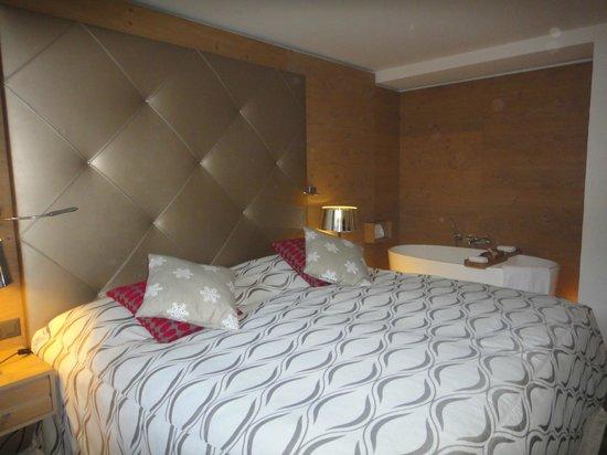 Giardino Mountain: junior suite 524