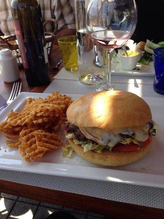 LA CABANE : Classic Burger