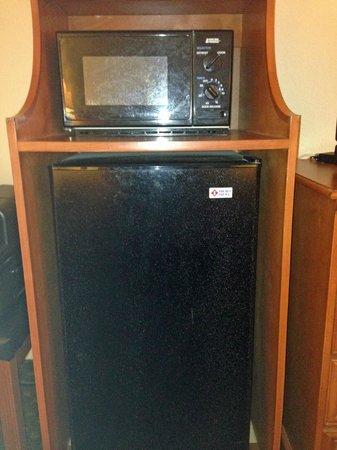 Howard Johnson Express Inn - Tallahassee: micro-fridge