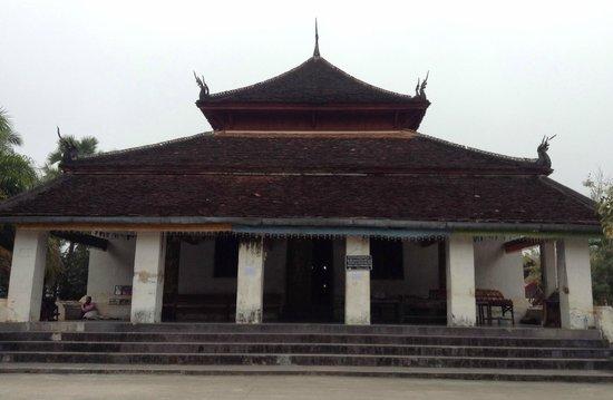 Vat Visounarath : Templo Visounarath em Luang Prabang, Laos