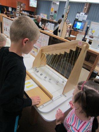 Grand Junction, CO: learning wavelength