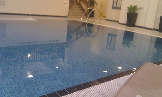 Doxford Hall Hotel: Pool
