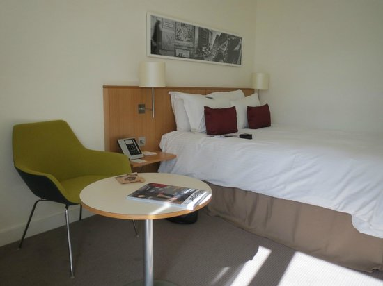 DoubleTree by Hilton Hotel London -Tower of London: Comfortable bed