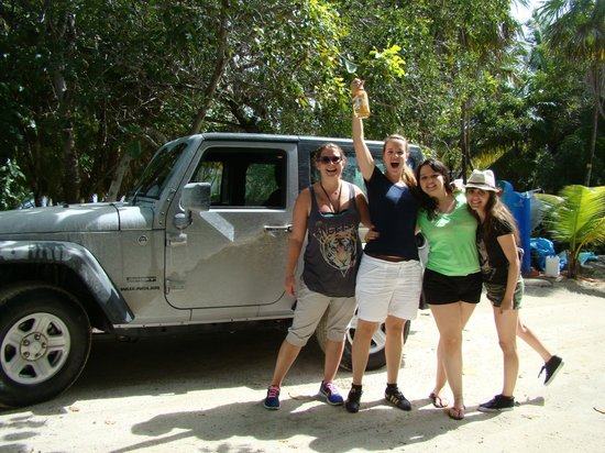 Espacio Natura: Sian Ka'an Jeep-Tour