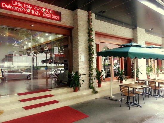 little italy pizzeria foshan restaurant reviews phone number photos tripadvisor. Black Bedroom Furniture Sets. Home Design Ideas