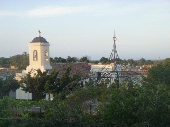 Iberostar Grand Hotel Trinidad: vue de la chambre