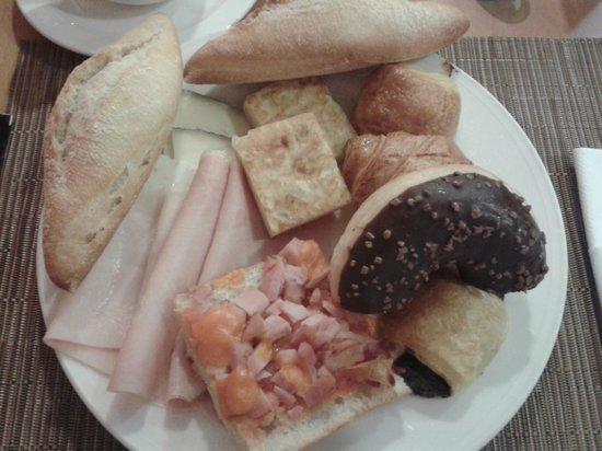Hotel Exe Getafe: Desayuno