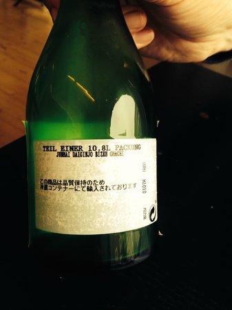 Damindra : Sake