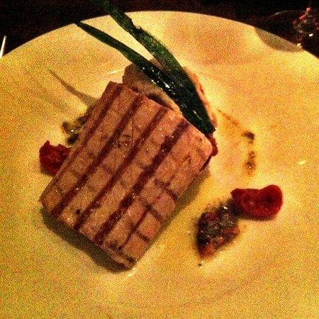 CottoCrudo : yellow fin tuna