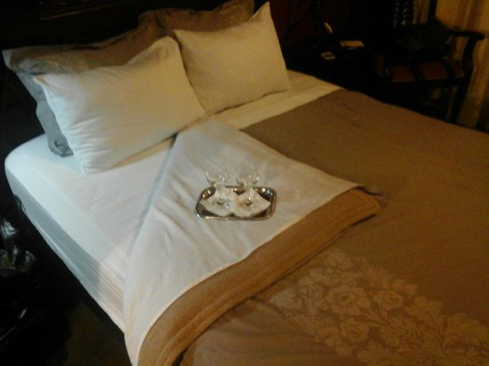 Casa Arequipa : Bed turn down service