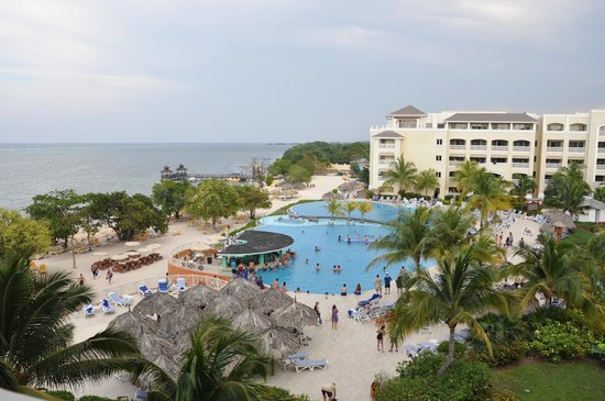 Iberostar Rose Hall Beach Hotel: Standard ocean view room view