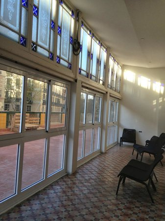 360 Hostel Barcelona Arts&Culture: veranda