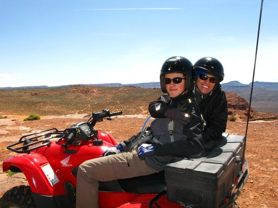 ATV and Jeep Adventure Tours: Lots'a Fun