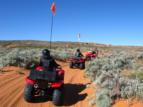 ATV and Jeep Adventure Tours: Beautiful country