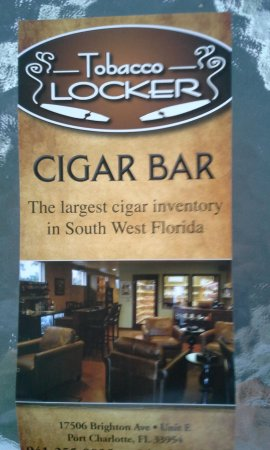 ‪Tobacco Locker Cigar Bar‬