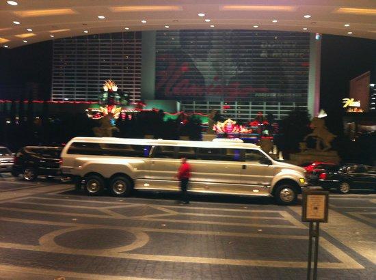 Caesars Palace: Limousine svp
