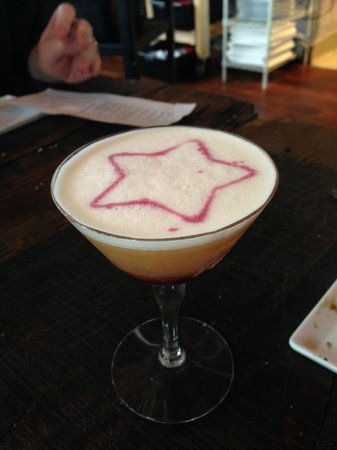 Travail Kitchen and Amusements: Great Drink