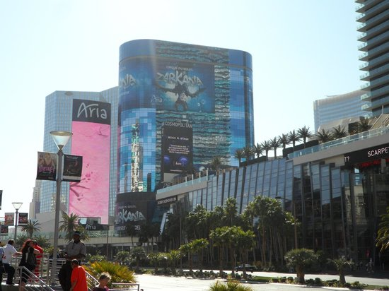 Caesars Palace: Aria and Cosmo