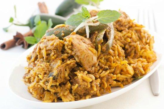 Eastern Spice's yummy Chicken Biriany