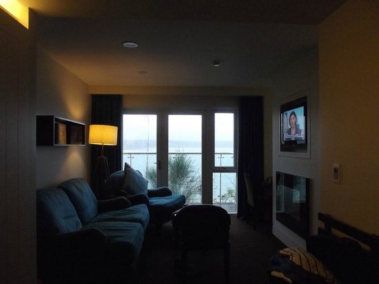 Cliff House Hotel: View from the front door